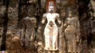 buduruvagala buddhist temple sri lanka video
