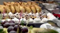 Buffet Breakfast video