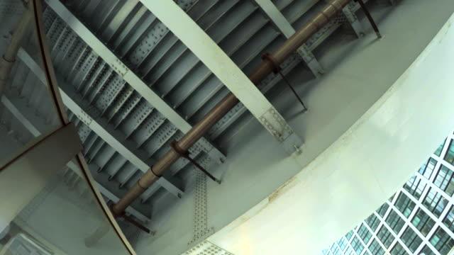 Building - walking - look up video