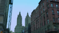 Buildings in New York, Manhattan, USA video