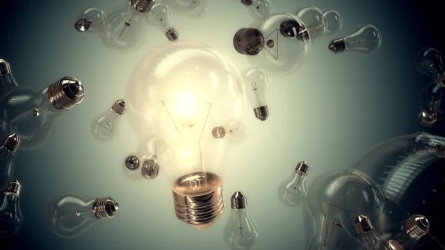 Bulb video