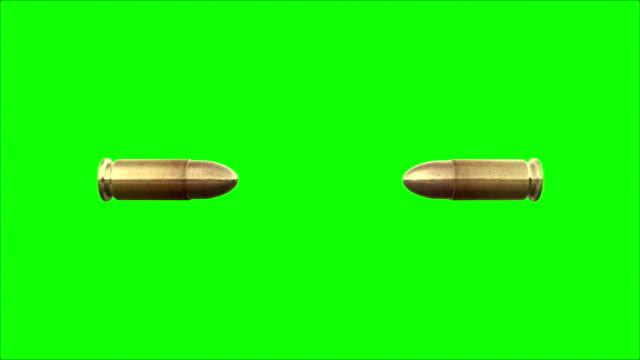 Bullet Green Screen video