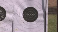 Bullseye in HD video