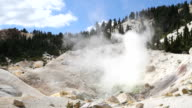 Bumpass Hell Fumaroles video