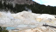 Bumpass Hell video