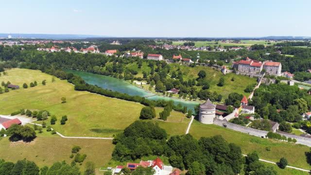 Burghausen In Upper Bavaria video