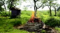 burn branch video
