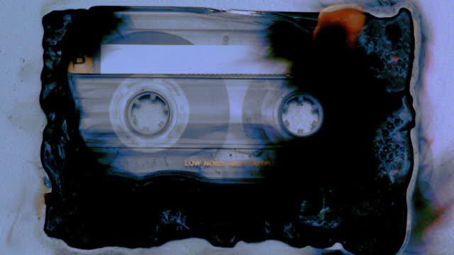 Burn Cassette video