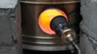 burner video