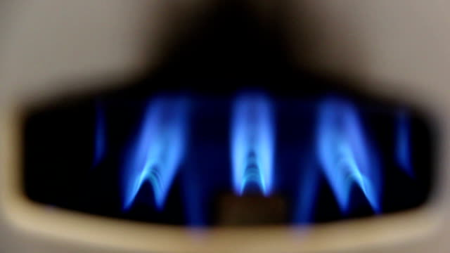 Burning Appliance for Heating Water video