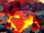 Burning Coal video