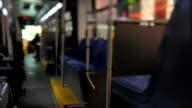 Bus Ride Tilt Shift video