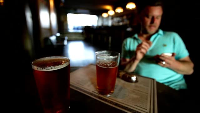 Business beer video