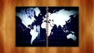 Business Book, Loop video