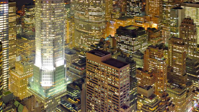 Business Building. New York video