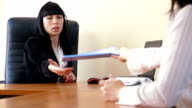 Business Conflict video