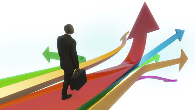Business Decisions path to success video