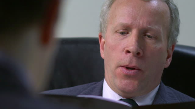 Business Executive Man video