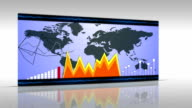 Business Graph - HD1080 video