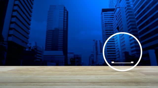 Business internet concept video