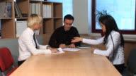 HD: Business Interview video