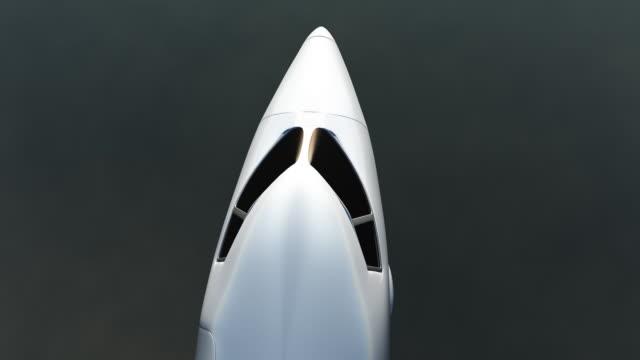 Business jet video