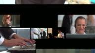 HD LOOP MONTAGE: Business Lifestyle video