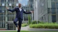 Business Meditation video