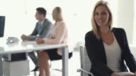 Business meeting 4k. video