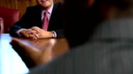 Business Meeting - Panning Shot verA video