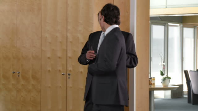 HD: Business Meeting video