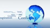 Business motivation words video