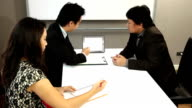 Business Negotiation successful video