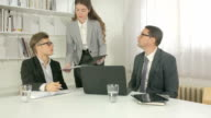 Business People video