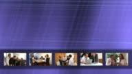 HD MONTAGE: Business Presentation video