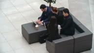 Business Team Meeting video