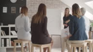 Business Women Only Presentation. video