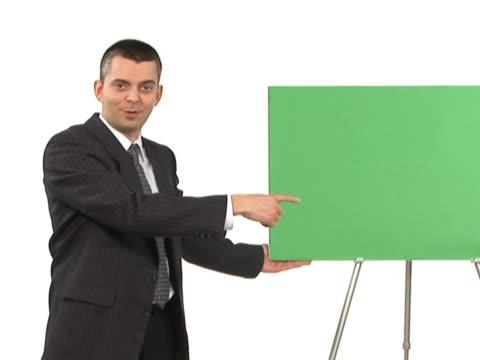 NTSC: Businessman Advertising video