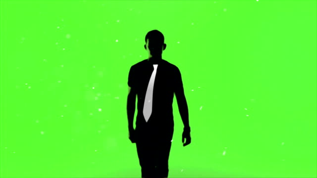 businessman with tie video