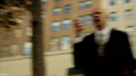 LOOP: Businesspeople on the phone video