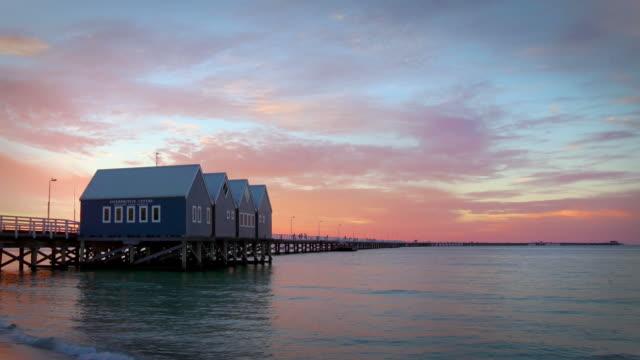 Busselton Jetty, Western Australia video