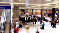 Busy Baggage Claim 1 video