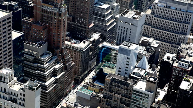 Busy City Life of NYC, HD 1080p video