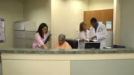 Busy Medical Office video