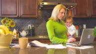 Busy mom video