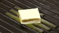 Butter melting video