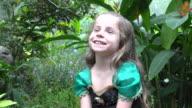 Butterflies in the Flower Garden video