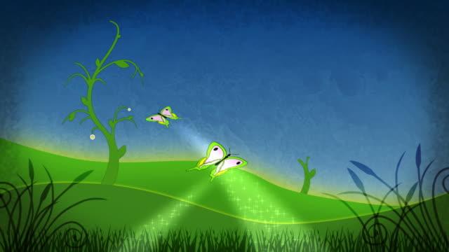 Butterfly Moon video
