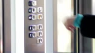Button click in the lift video