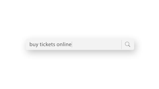 buy tickets online - search query video